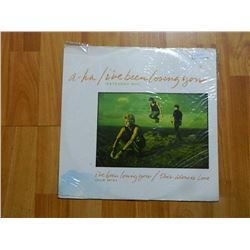 VINYL RECORD - AH-HA - I'VE BEEN LOSING YOU - 920 05570 - condition - NEAR MINT