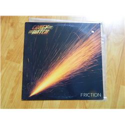 VINYL RECORD - CONEY HATCH - FRICTION - ANR 1 1046- condition - fair