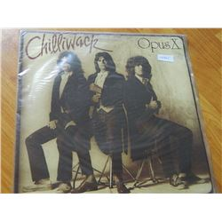 VINYL RECORD - CHILLIWACK - OPUS X - SGR-1014 - 1982 - condition - good