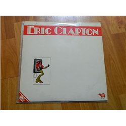 VINYL RECORD - ERIC CLAPTON - CLAPTON AT HIS BEST - 2 LP'S - 2671 105- condition - really good