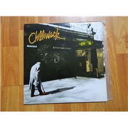 VINYL RECORD - CHILLIWACK - WANNA BE A STAR - SGR 1006- condition - really good