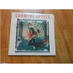 VINYL RECORD - SAMPLER NOT FOR SALE - ALDO NOVA / CARMINE APPICE - CDN 50- condition - NEAR MINT