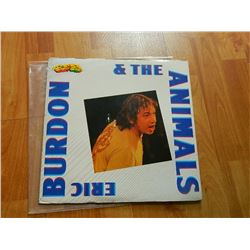 VINYL RECORD - ERIC BURDON & THE ANIMALS - SU 1022- condition - really good