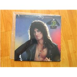**** FEATURE ITEM **** VINYL RECORD - JOE PERRY PROJECT - ONCE A ROCKER ALWAYS A ROCKER - MCA 5446 -