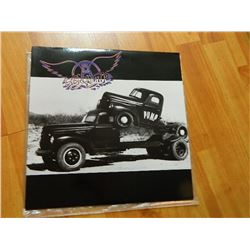 VINYL RECORD - AEROSMITH - PUMP - XGHS 24254 - condition - really good