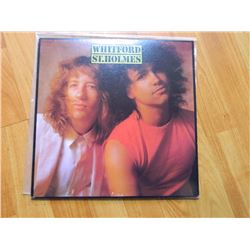 VINYL RECORD - WHITFORD / ST HOLMES BAND - FC 37365- condition - really good