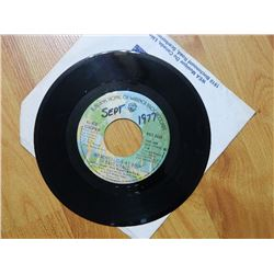 VINYL RECORD - 45 - ALICE COOPER - LOVE AT YOUR CONVENIENCE - WBS 8448 - condition fair