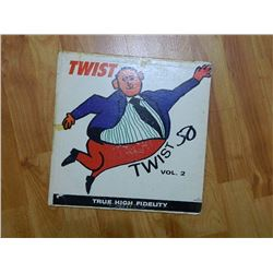 VINYL RECORD - TWIST VOL 2 - MS 139 - condition poor