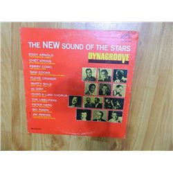 VINYL RECORD - THE NEW SOUND OF THE STARS - SP 33 223 - condition fair