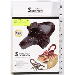 NEW RED INFRARED REMOTE CONTROL SCORPION