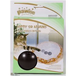 NEW PAWISE HAPPY GO AROUND MOTION ACTIVATED