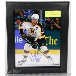 RAY BOURQUE SIGNED BOSTON BRUINS