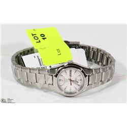 NEW LADIES 21 JEWEL SEIKO WATCH TAG PRICE $199.00