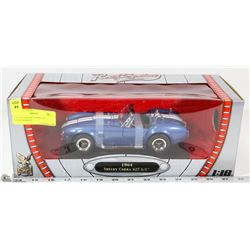 1/18 1964 SHELBY COBRA 427 SUPERCHARGED