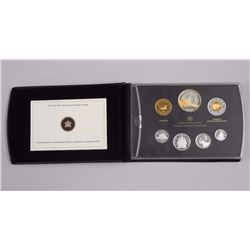 Fine Silver Proof Set - 100th Anniversary of the C