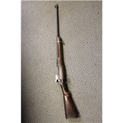 U.S. MODEL OF 1917 REMINGTON BOLT ACTION RIFLE WITH26 INCH BARREL, 30-06 CALIBER (ALSO KNOWN AS THE