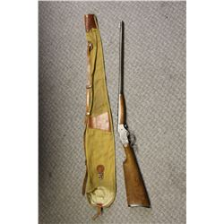 STEVENS FAVOURITE RIFLE NO17 WITH SPECIAL 24 INCH BARREL, .25 STEVENS CALIBER WITH A VERY RARE