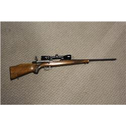 HUSKAVANNA 308 CALIBER BOLT ACTION NITRO RIFLE WITH BUSHNELL SCOPE