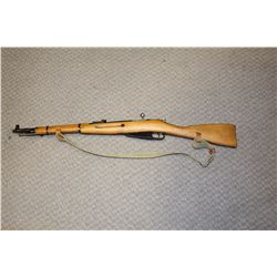 7.62 X 39 CALIBER ARMY SURPLUS UNFIRED SKS STYLE RIFLE WITH BAYONET