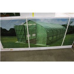 3M BY 6M BY 2M GREENHOUSE NEW IN BOX