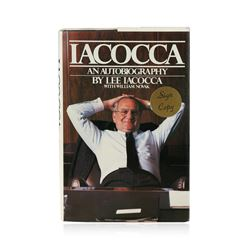Signed Copy of Iacocca: An Autobiography by Lee Iacocca