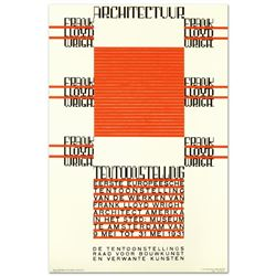 Architectuur, F.L. Wright