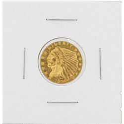 1928 $2 1/2 Indian Head Quarter Eagle Gold Coin