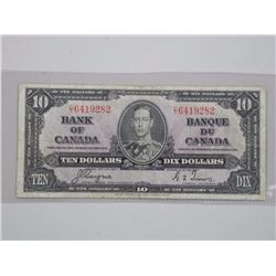 1927 Bank of Canada $10.00 C/T CT.