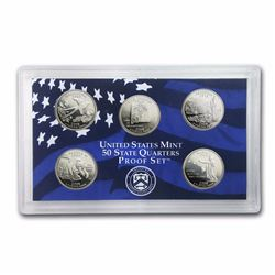 2008 and 2013 United States Mint Sets