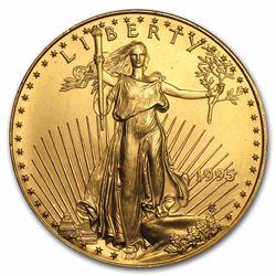 1995 $50 American Eagle 1oz Gold Coin