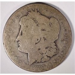 1895-S MORGAN SILVER DOLLAR  GOOD