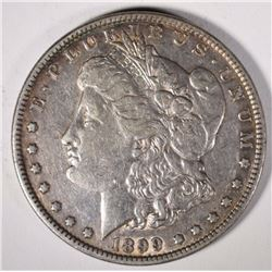 1899 MORGAN SILVER DOLLAR  XF