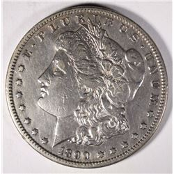 1890-CC MORGAN DOLLAR XF  SEMI-KEY