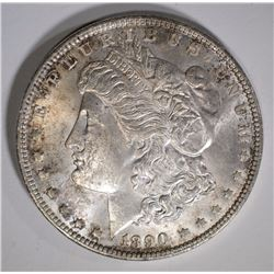 1890 MORGAN DOLLAR CHOICE BU