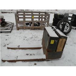 Electric pallet jack -working condition unknown
