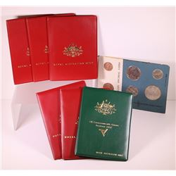 Australia, Uncirculated Sets, 1966-83