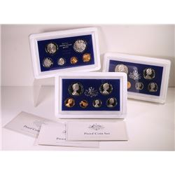 Australia, Proof Sets, 1969-73