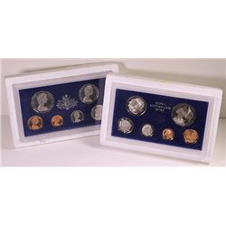 Australia, Proof Sets, 1970-71