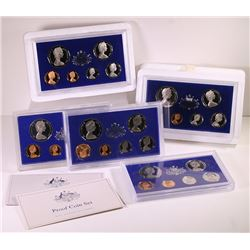 Australia, Proof Sets, 1970-79
