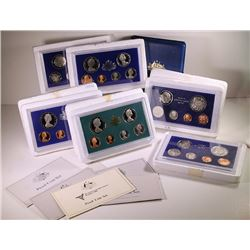 Australia, Proof Sets, 1979-85