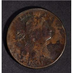1801 LARGE CENT, VF