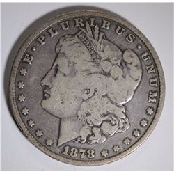 1878-CC MORGAN DOLLAR FINE  SEMI-KEY