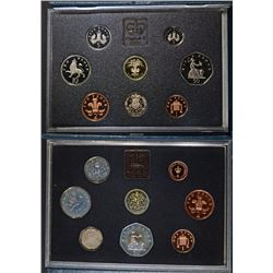 1990 & 1983 UNITED KINGDOM PROOF SETS