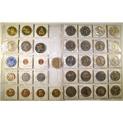 DOUBLE EAGLE COMMEMORATIVE LOT
