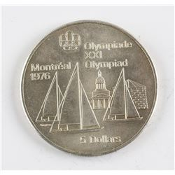 Canadian $5 Silver Coin