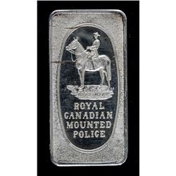 Silver GLM-5 (1973) Royal Canadian Mounted Police