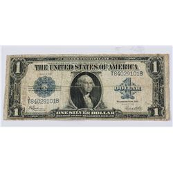 1923 United States One Dollar Banknote