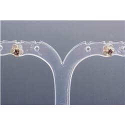 0.23ct Diamond Stud Earrings CRV$1000