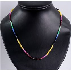 Multi-Gemstone Necklace CRV$2890