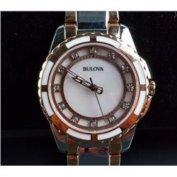 Bulova Sapphire Glass Japan Movement Water Resista